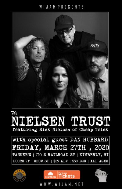 The Nielsen Trust Band
